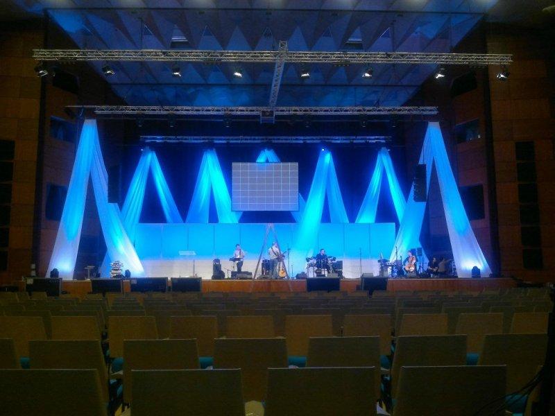 Meistersingerhalle in Nürnberg 2012